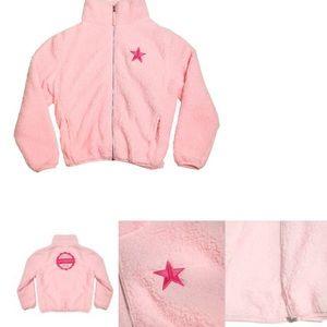 Jeffree star Fuzzy Sherpa jacket